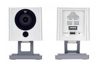 Обзор камеры Xiaomi Small Square Smart